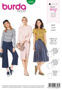 Burda Sewing Pattern 6328