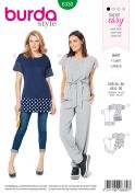 Burda Sewing Pattern 6330