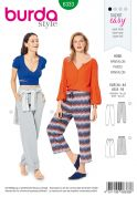 Burda Sewing Pattern 6333