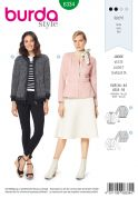 Burda Sewing Pattern 6334