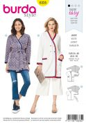 Burda Sewing Pattern 6335
