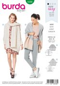 Burda Sewing Pattern 6336