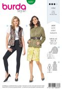 Burda Sewing Pattern 6337