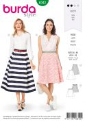 Burda Sewing Pattern 6342