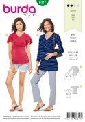 Burda Sewing Pattern 6347