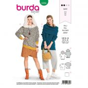 Burda Sewing Pattern 6356