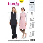 Burda Sewing Pattern 6380