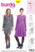 Burda Sewing Pattern 6385