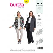 Burda Sewing Pattern 6393
