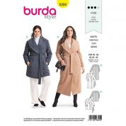 Burda Sewing Pattern 6394
