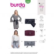 Burda Sewing Pattern 6396