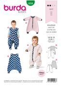 Burda Sewing Pattern 9298