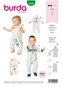 Burda Sewing Pattern 9299