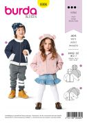 Burda Sewing Pattern 9306