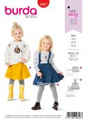 Burda Sewing Pattern 9307