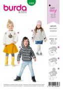 Burda Sewing Pattern 9308
