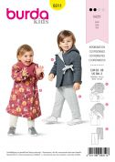 Burda Sewing Pattern 9311