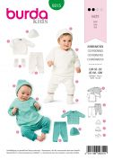 Burda Sewing Pattern 9315