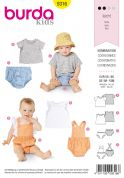 Burda Sewing Pattern 9316