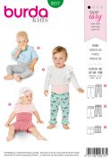 Burda Sewing Pattern 9317