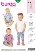Burda Sewing Pattern 9318