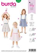 Burda Sewing Pattern 9319