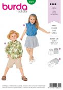 Burda Sewing Pattern 9321
