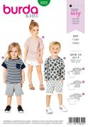 Burda Sewing Pattern 9322