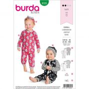 Burda Sewing Pattern 9328