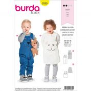 Burda Sewing Pattern 9330