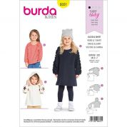 Burda Sewing Pattern 9331