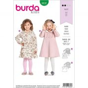 Burda Sewing Pattern 9332