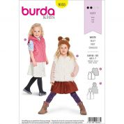 Burda Sewing Pattern 9333