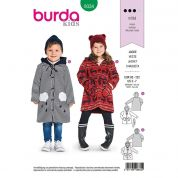 Burda Sewing Pattern 9334
