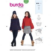 Burda Sewing Pattern 9335