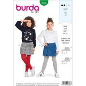 Burda Sewing Pattern 9336