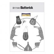 Butterick Mens Sewing Pattern 5580 Historical Accessories