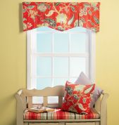 Butterick Homeware Sewing Pattern 6003 Window Valances