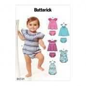 Butterick Sewing Pattern 6549
