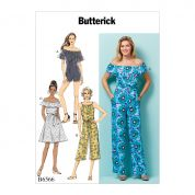 Butterick Sewing Pattern 6566