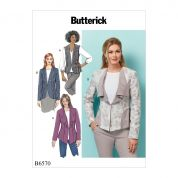 Butterick Sewing Pattern 6570