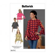 Butterick Sewing Pattern 6592