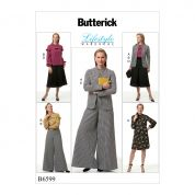 Butterick Sewing Pattern 6599