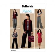 Butterick Sewing Pattern 6600