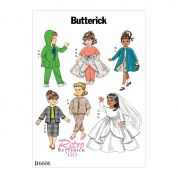Butterick Sewing Pattern 6606