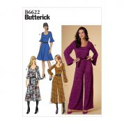 Butterick Sewing Pattern 6622