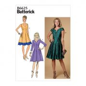 Butterick Sewing Pattern 6625