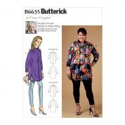Butterick Sewing Pattern 6635