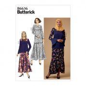 Butterick Sewing Pattern 6636