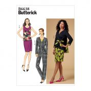 Butterick Sewing Pattern 6638